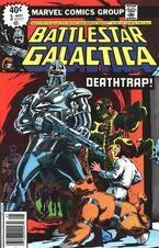 Battlestar Galactica 3 Marvel