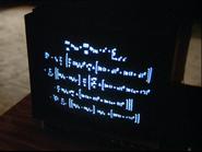 Galactica Discovers Earth - Mortinson's formula 2