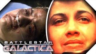 Kat's Sacrifice Battlestar Galactica