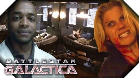 Battlestar Galactica The Human Farm On Caprica