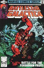 Battlestar Galactica 18 Marvel