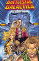 Battlestar Galactica The Enemy Within Issue 2 front cover