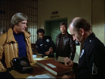 Galactica Discovers Earth - Police station 1