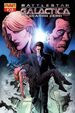 Battlestar Galactica Season Zero Issue 10 Herbert cover