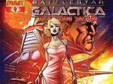 Battlestar Galactica: Cylon War Issue 4