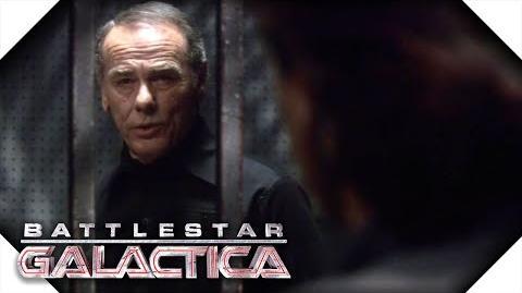 Battlestar Galactica The Cylon Priest's Message