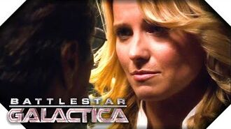 Battlestar Galactica The Cylons Come on board The Galactica