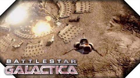 Battlestar Galactica Galactica Mission Accomplished