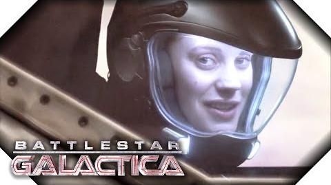 Battlestar Galactica Starbuck Is Back!