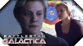 Battlestar Galactica Starbuck's Mother Reveals Her Destiny To Her