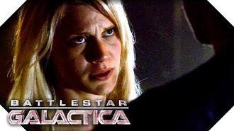 "Battlestar Galactica Starbuck Joins ""The Circle"""