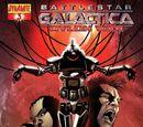 Battlestar Galactica: Cylon War Issue 3
