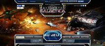 Battlestar Galactica Jeu Online Capture d'ecran
