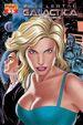 Battlestar Galactica Origins Issue 4 Laguna cover