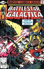 Battlestar Galactica 15 Marvel