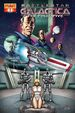 Battlestar Galactica The Final Five Issue 1 Rubi cover