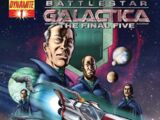 Battlestar Galactica: The Final Five Issue 1
