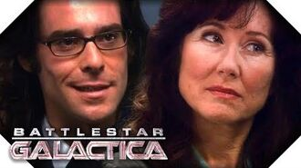 Battlestar Galactica May The Best One Win