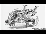 Raptor concept art 2