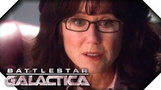 Battlestar Galactica Laura Roslin Rigs The Elections