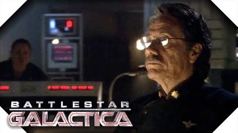 Battlestar Galactica Adama Is Back!