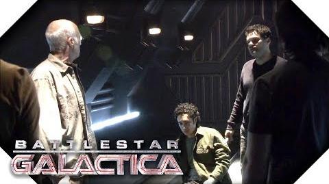 Battlestar Galactica Gaeta Is The Source