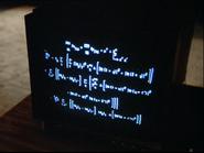 Galactica Discovers Earth - Mortinson's formula 1