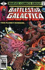 Battlestar Galactica 10 Marvel