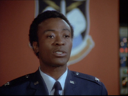 Galactica Discovers Earth - Air Force officer