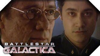 Battlestar Galactica Gaeta Snaps