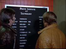 Galactica Discovers Earth - Pacific Institute of Technology 2