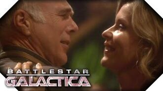 Battlestar Galactica New Vice President