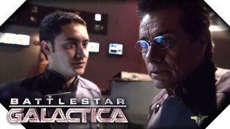 Battlestar Galactica A Risky Plan