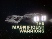 The Magnificent Warriors title card