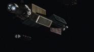 The Hand of God - cargo ship 1