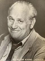Claude Earl Jones profile