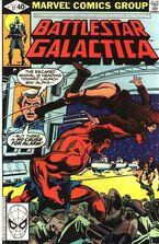 Battlestar Galactica 17 Marvel