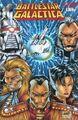 Battlestar Galactica War of Eden Issue 1 cover