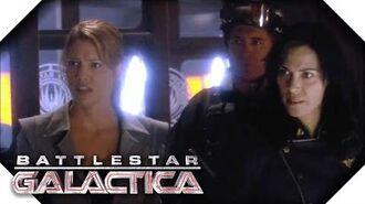Battlestar Galactica Razor Obey The Command