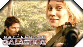 Battlestar Galactica Trash Talk