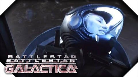 Battlestar Galactica Starbuck vs Scar