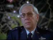 Galactica Discovers Earth - General Cushing 2