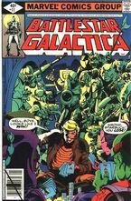 Battlestar Galactica 11 Marvel