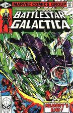Battlestar Galactica 12 Marvel