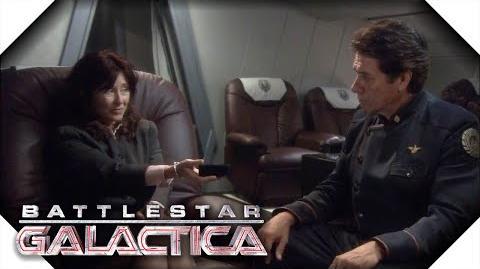 Battlestar Galactica Adama Is Appointed Admiral