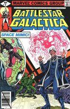 Battlestar Galactica 9 Marvel