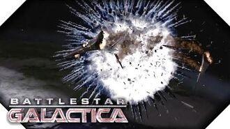 Battlestar Galactica A Startling Discovery