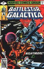 Battlestar Galactica 6 Marvel