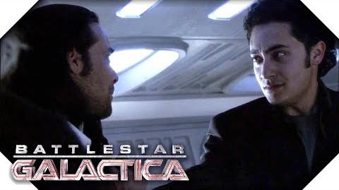 Battlestar Galactica Gaeta Wants To Kill Gaius
