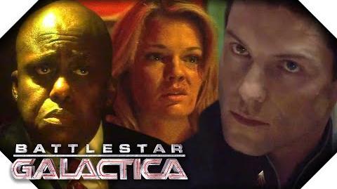 Battlestar Galactica Fisk's Black Market